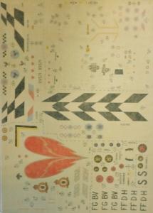 MODELDECAL 1/72 1031. 89 RAF PHANTOM FG.1 CHINOOK SEA KING PUMA UPDATES BELGIAN  F-16A