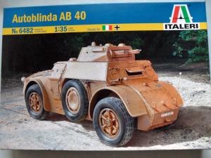 ITALERI 1/35 6482 AUTOBLINDA AB 40