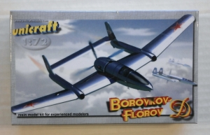 UNICRAFT 1/72 BOROVKOV FLOROV D