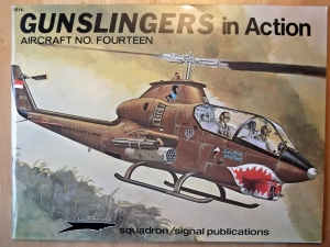 SQUADRON/SIGNAL AIRCRAFT IN ACTION  1014. GUNSLINGERS