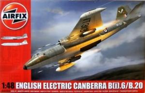 AIRFIX 1/48 10101A ENGLISH ELECTRIC CANBERRA B I .6/B.20