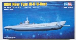 HOBBYBOSS 1/350 83508 DKM NAVY TYPE IX-C U-BOAT