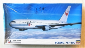 HASEGAWA 1/200 LT6 BOEING 767-300 JAL