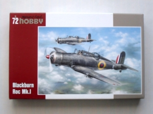 SPECIAL HOBBY 1/72 72141 BLACKBURN ROC Mk.I