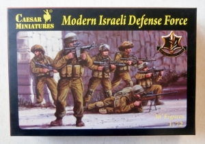 CAESAR MINATURES 1/72 057 ISRAELI DEFENCE FORCE