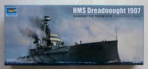 TRUMPETER 1/700 06704 HMS DREADNOUGHT 1907