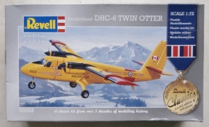 REVELL 1/72 00003 DE HAVILLAND DHC-6 TWIN OTTER