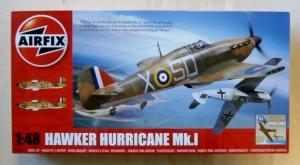 AIRFIX 1/48 05127 HAWKER HURRICANE Mk.I