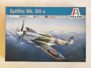 ITALERI 1/48 2646 SPITFIRE Mk.XVIe