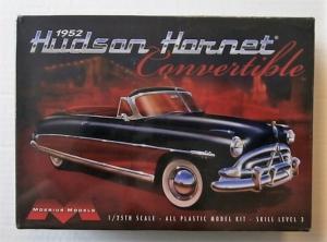 MOEBIUS 1/25 1204 1952 HUDSON HORNET CONVERTIBLE