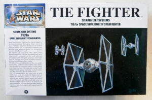 FINEMOLDS 1/72 SW-2 STAR WARS TIE FIGHTER SIENAR FLEET SYSTEMS