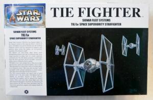 FINEMOLDS 1/72 SW-2 STAR WARS TIE FIGHTER SIENAR FLEET SYSTEMS