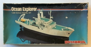 HUMBROL 1/200 20003 OCEAN EXPLORER