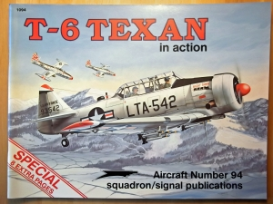 SQUADRON/SIGNAL AIRCRAFT IN ACTION  1094. T-6 TEXAN
