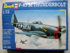 REVELL 1/72 04185 P-47M THUNDERBOLT