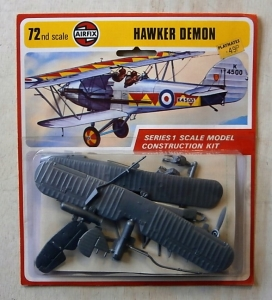 AIRFIX 1/72 01052 HAWKER DEMON