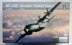 ITALERI 1/72 1369 LOCKHEED MARTIN MC-130E HERCULES COMBAT TALON I