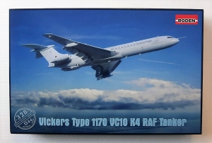 RODEN 1/144 328 VICKERS TYPE 1170 VC10 K4
