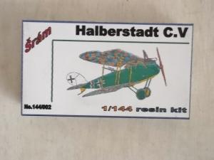 SRAM 1/144 002 HALBERSTADT C.V