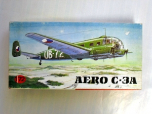 KP 1/72 AERO C-3A