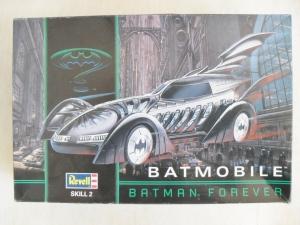 REVELL 1/25 6720 BATMAN FOREVER BATMOBILE