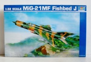 TRUMPETER 1/32 02218 MiG-21MF FISHBED J