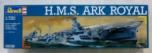 REVELL 1/720 05038 HMS ARK ROYAL