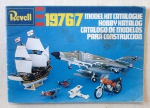 REVELL  REVELL 1976/7
