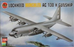 AIRFIX 1/72 09004 HERCULES AC-130H GUNSHIP