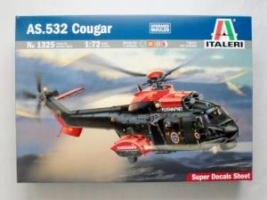 ITALERI 1/72 1325 AS.532 COUGAR