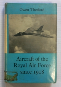 CHEAP BOOKS  ZB736 AIRCRAFT OF THE ROYAL AIR FORCE SINCE 1918