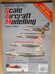 SCALE AIRCRAFT MODELLING  SCALE AIRCRAFT MODELLING VOLUME 22 ISSUE 03
