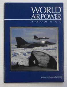 CHEAP BOOKS  ZB758 WORLD AIR POWER JOURNAL VOL 14 1993