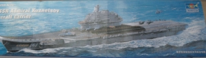 TRUMPETER 1/350 05606 ADMIRAL KUZNETSOV  UK SALE ONLY