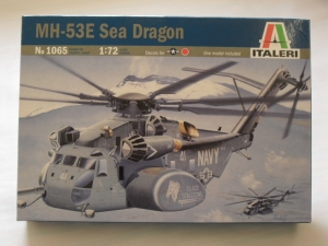 ITALERI 1/72 1065 MH-53E SEA DRAGON