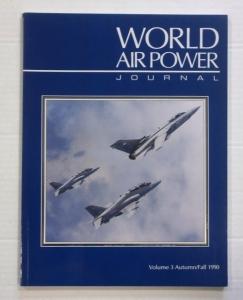 CHEAP BOOKS  ZB747 WORLD AIR POWER JOURNAL VOL 3 1990