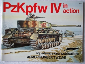 SQUADRON/SIGNAL ARMOR IN ACTION  2012. Pz.Kpfw IV