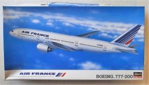 HASEGAWA 1/200 LT29 BOEING 777-200 AIR FRANCE