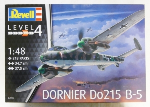 REVELL 1/48 04925 DORNIER Do 215B-5 NIGHTFIGHTER