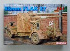 DRAGON 1/35 6287 88mm FLAK 37