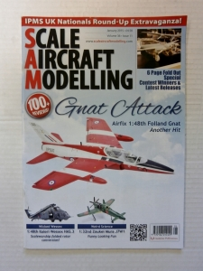 SCALE AIRCRAFT MODELLING  SAM VOLUME 36 ISSUE 11