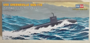 HOBBYBOSS 1/700 87016 USS GREENVILLE SSN-772