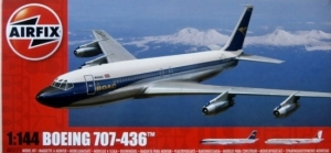 AIRFIX 1/144 05171 BOEING 707-436 BOAC