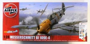 AIRFIX 1/24 50176 MESSERSCHMITT Bf 109E-4  UK SALE ONLY