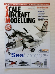 SCALE AIRCRAFT MODELLING  SAM VOLUME 33 ISSUE 11