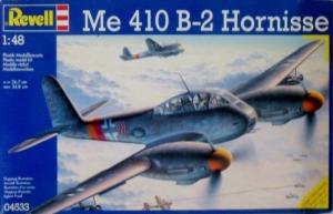 REVELL 1/48 04533 MESSERSCHMITT Me 410 B-2 HORNISSE