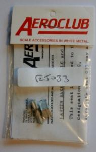 AEROCLUB 1/72 EJ033 MK-8LC EJECTION SEAT