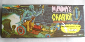 POLAR LIGHTS OTHER SCALE 5004 MUMMYS CHARIOT
