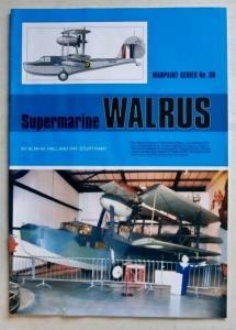 WARPAINT  039. SUPERMARINE WALRUS