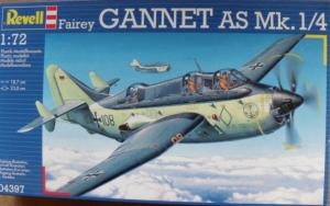 REVELL 1/72 04397 FAIREY GANNET AS Mk.1/4